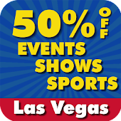 50% Off Las Vegas Strip