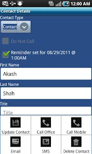 My Sales Dialer (CRM+)- screenshot thumbnail