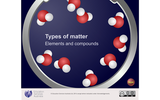 TOM: elements and compounds