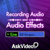 Live 9 - Recording Audio & FX