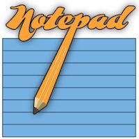 NotePad 1.1.0