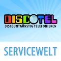 discoTEL  Servicewelt icon