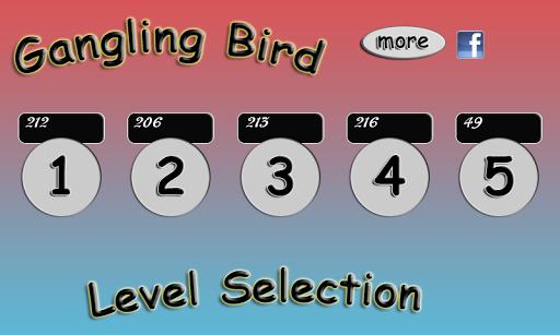Gangling Bird Free