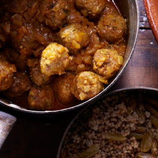 Tunisian Meatballs From 'One Good Dish'
