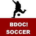 BDOC! SOCCER logo