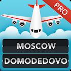 FLIGHTS Moscow Domodedovo Pro icon