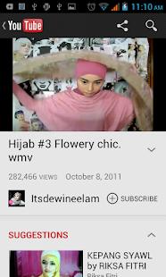 Hijab Tutorial Reborn