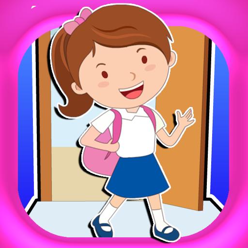 逃脱游戏:孤儿院 解謎 App LOGO-硬是要APP