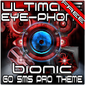 Bionic GO SMS Theme logo