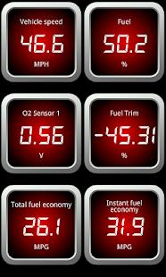 OBDLink (OBD car diagnostics) - screenshot thumbnail