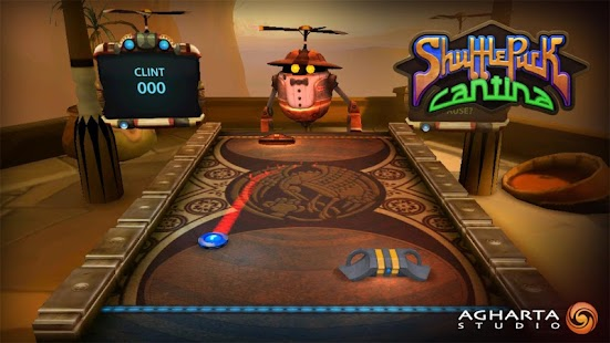 Shufflepuck Cantina Screenshot 29