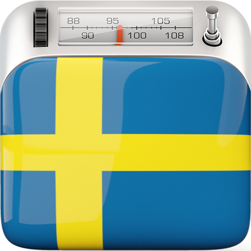 Radio Sweden LOGO-APP點子