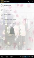 Screenshot of 4 Quls MP3