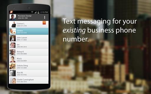 Zipwhip Texting App
