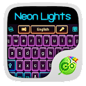 Neon Lights GO Keyboard Theme icon