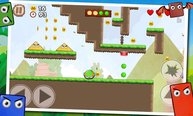 Bubble Blast Adventure - screenshot