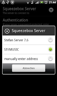 SqueezePlayer- screenshot thumbnail