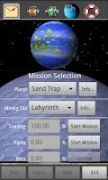 Screenshot of Beta Starlight Explorer