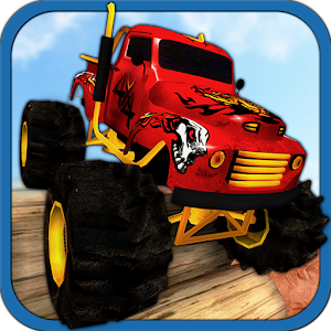 3D Monster Truck Driving for PC and MAC