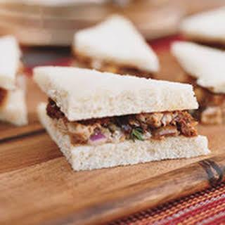 Tuna Tea Sandwiches.