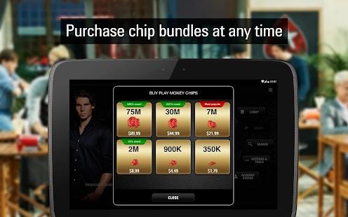 PokerStars Poker: Texas Holdem - screenshot thumbnail