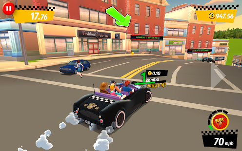 Crazy Taxi™ City Rush Screenshot 30