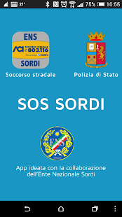 SOS sordi- miniatura screenshot