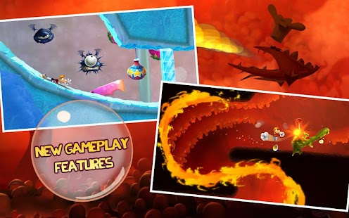 Rayman Fiesta Run- screenshot thumbnail