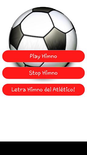 Himno Atlético Madrid y Letra