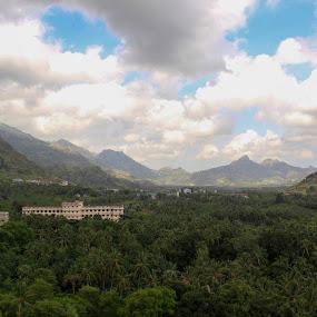 Landscape by Ajin Ponipas - Landscapes Mountains & Hills