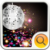 DISCO FEVER Search Widget