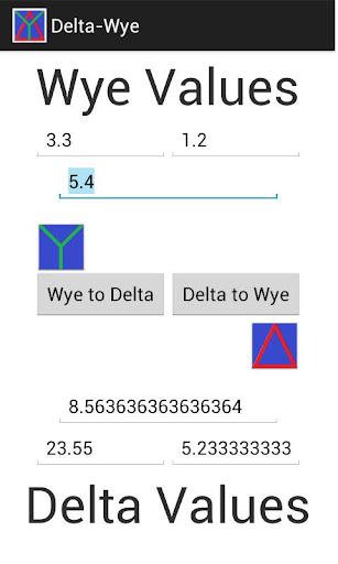 Delta Wye Converter