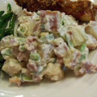 Asian Potato Salad.