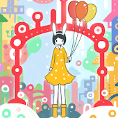Fancy Balloon Live Wallpaper