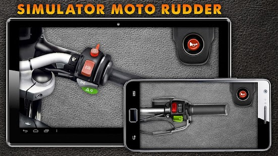 Moto And Auto Rudder