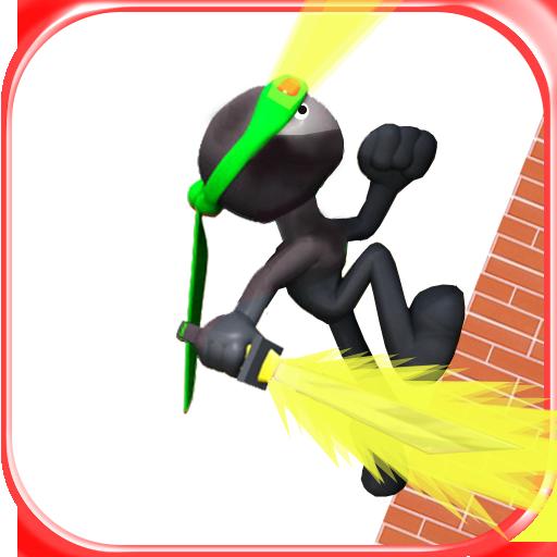 Make Stickmans Climb LOGO-APP點子