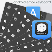 Android Emoji Keyboard symbol