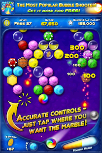 Bubble Bust! HD Bubble Shooter- screenshot thumbnail