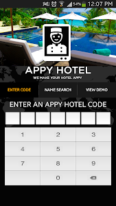 Appy Hotel - Enjoy Your Hotel! screenshot 0