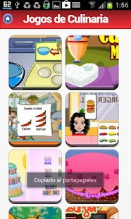 Jogos de Culinaria - screenshot thumbnail