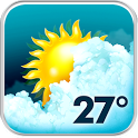 Animated Weather Widget&Clock icon