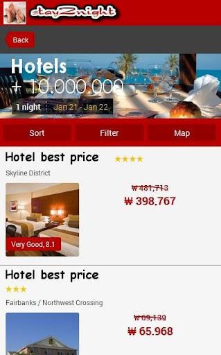 Panarea Hotel map