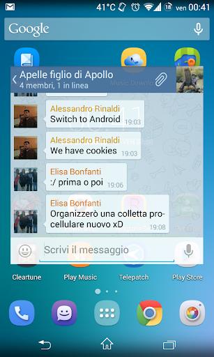 【免費通訊App】Telepatch-APP點子