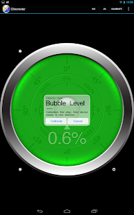Clinometer  +  bubble level- screenshot thumbnail