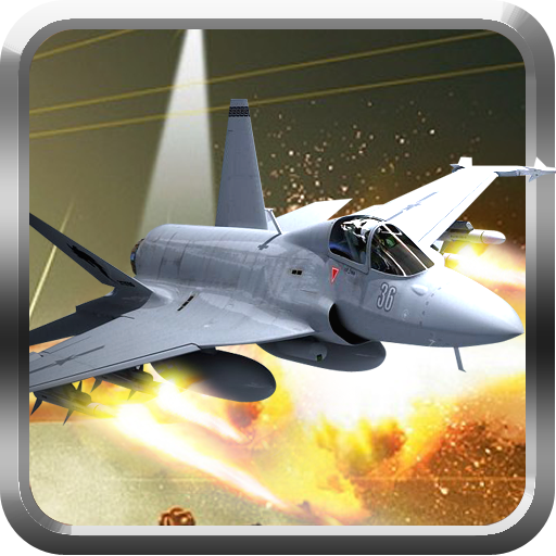 F18 战斗机空袭 動作 App LOGO-APP試玩