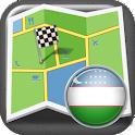 Uzbekistan Offline Navigation