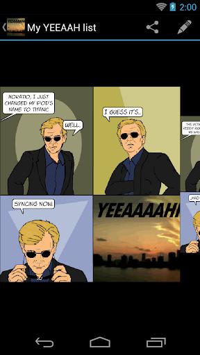 玩免費漫畫APP|下載YEEAAH! Horatio CSI app不用錢|硬是要APP