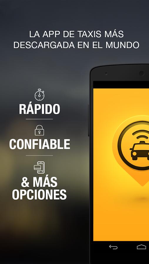 Easy Taxi – Book Taxi Cab App - screenshot