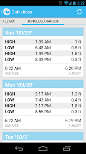 Hawaii Surf Forecast - screenshot thumbnail