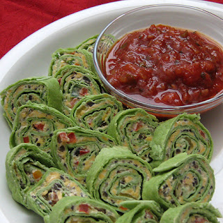 Chile and Cheese Spirals.